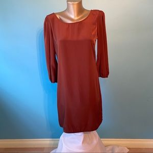 Foreign exchange tunic